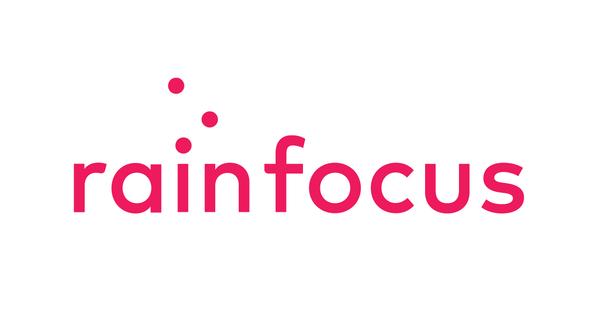 RainFocus Company Logo