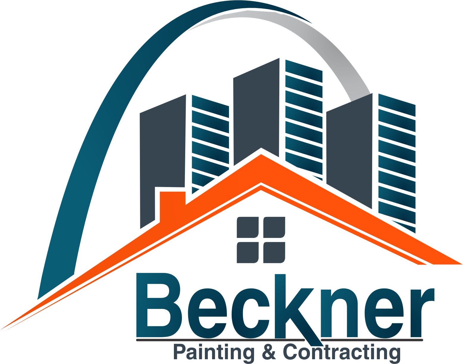 Beckner Painting & Contracting logo