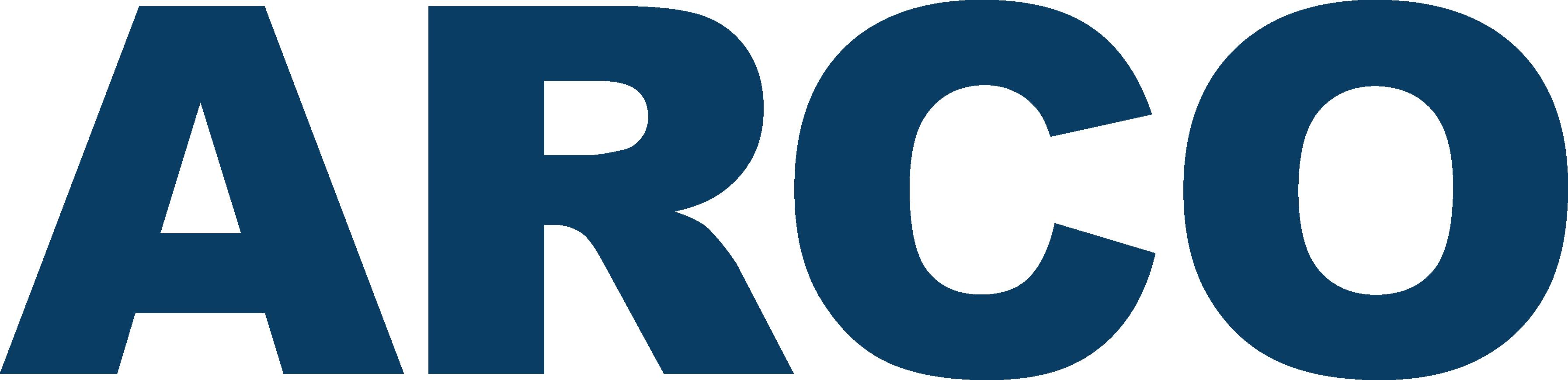 ARCO Construction Company logo