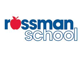 Rossman School logo