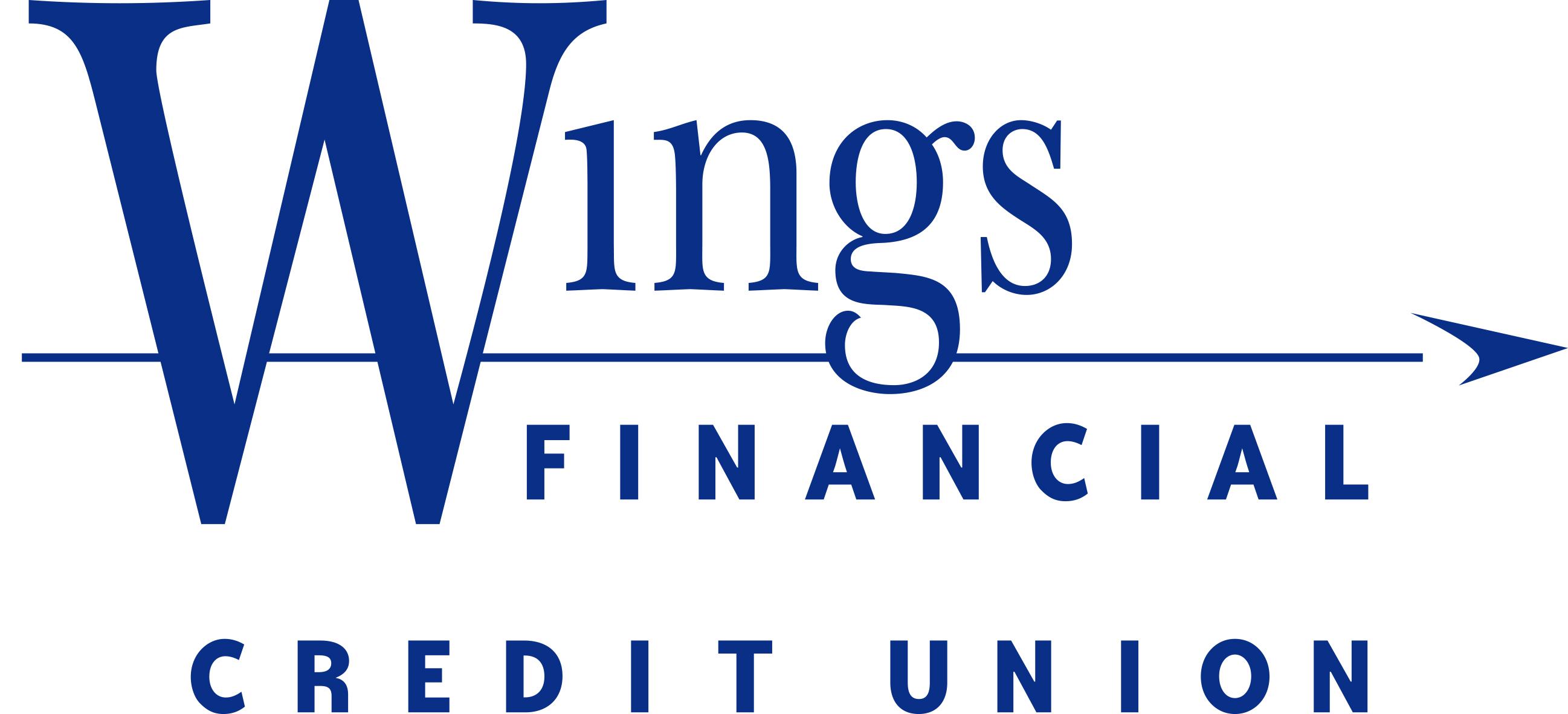 Wings Financial Credit Union logo