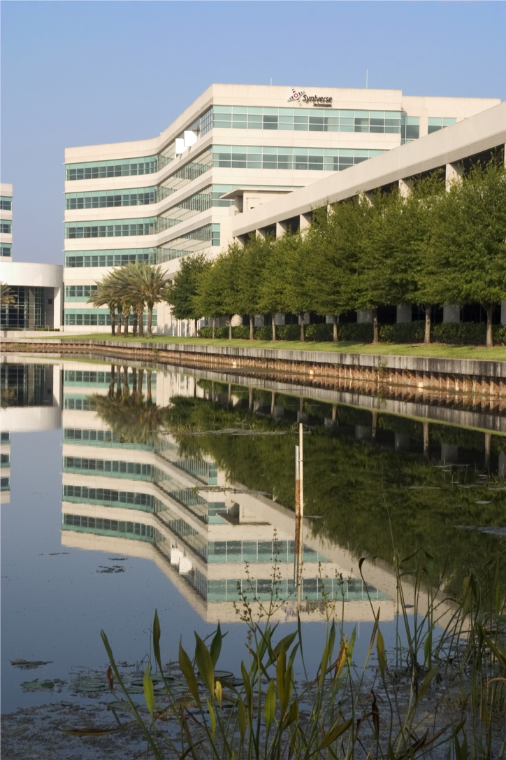 Syniverse building (Tampa)