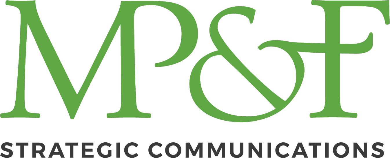 MP&F Strategic Communications logo
