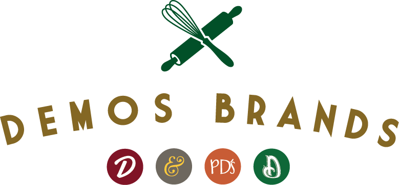 Demos Brands Company Logo
